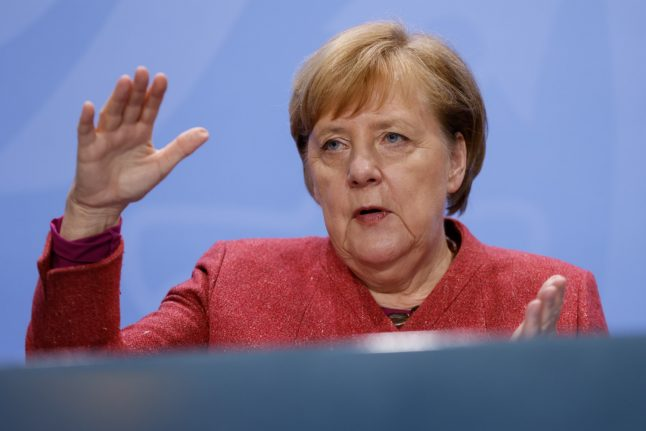 'We have a long way to go': Merkel fails in new curbs bid as Germany's Covid-19 infections stabilise