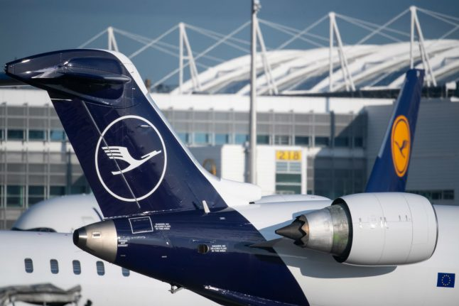Lufthansa to offer free pre-flight Covid-19 tests in Germany