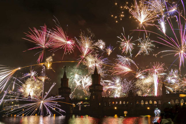 Police and politicians in Germany call for ban on New Year's Eve fireworks