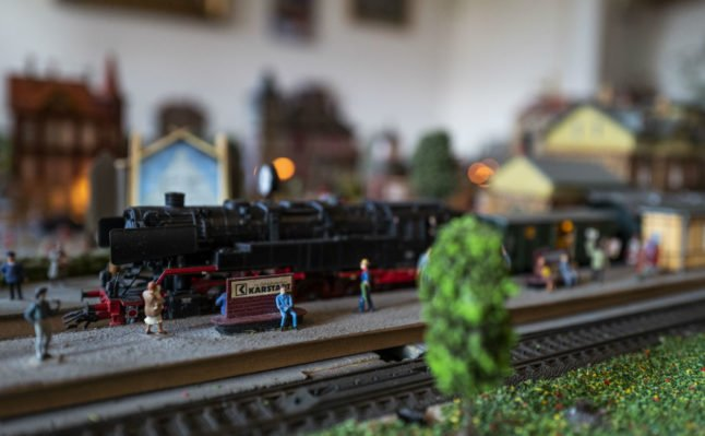 Why German model train sales are in full speed amid pandemic