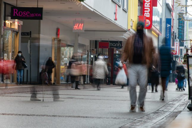 Is Germany set for a post-Christmas full lockdown?