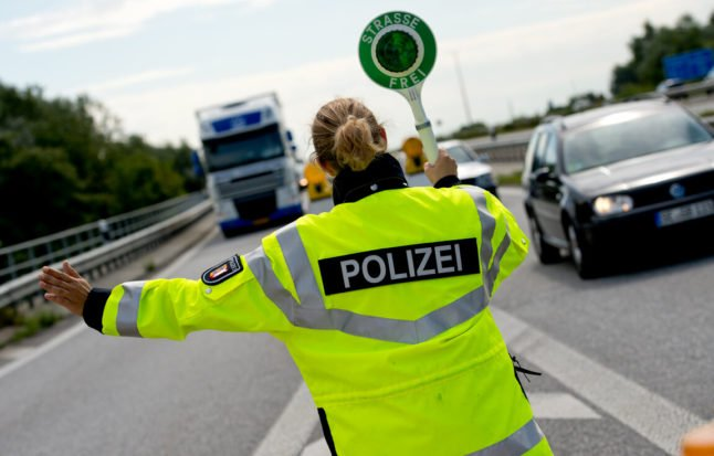 What are the rules around driving in Germany after Brexit?