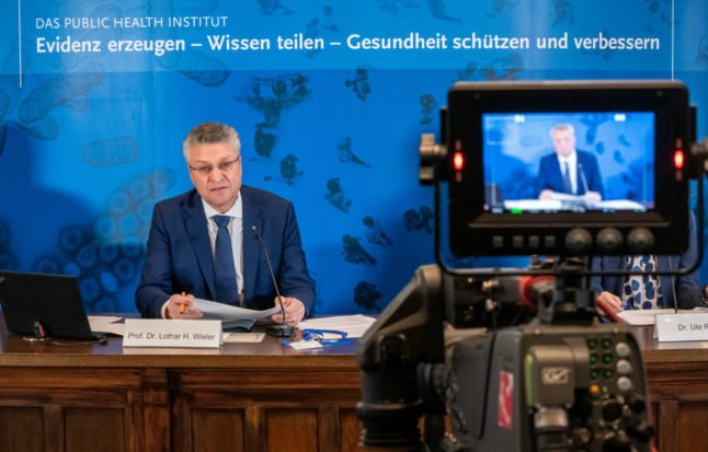 German Covid-19 situation taking 'worrying' turn for worse, says RKI boss