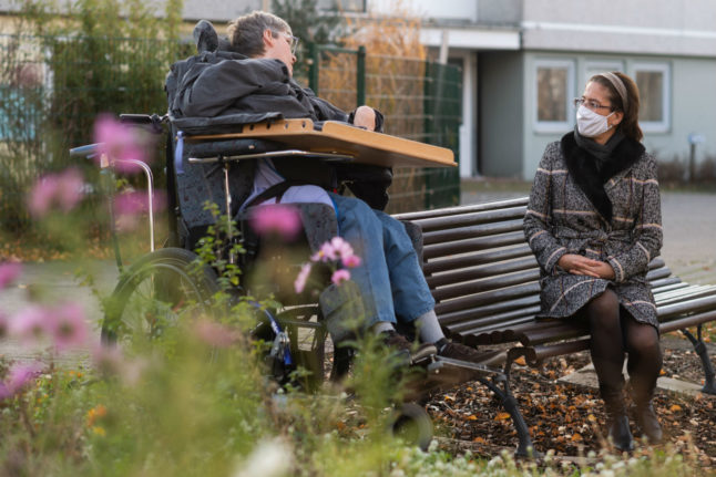 Are people with learning disabilities in Germany being forgotten in the pandemic?