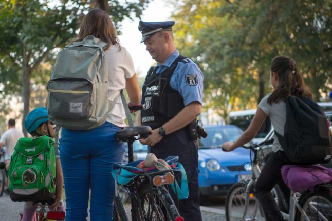 Berlin police mull bike registration initiative to tame unruly cyclists