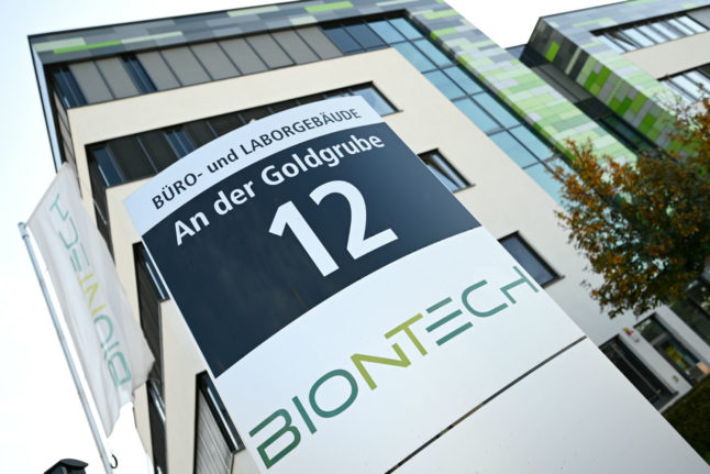 BioNTech: How the German firm is leading the Covid-19 vaccine race