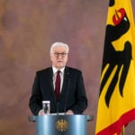 'Pandemic won't rob us of our future,' says German president