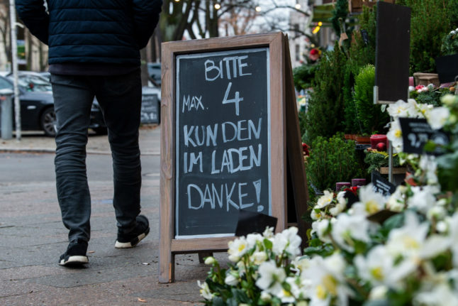 Germany starts new extended shutdown with tougher measures