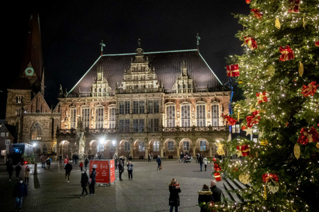 What exactly are Germany's Christmas celebration rules?