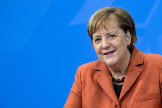 Merkel's CDU party to choose new leader at January online congress