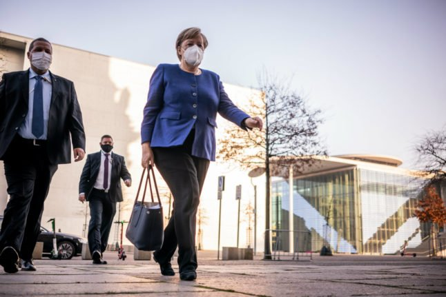 Merkel says Germany 'won't get through winter' with current Covid-19 measures