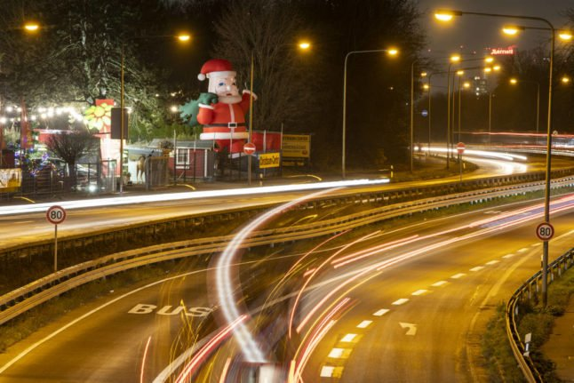 Christmas: Is it possible to travel within Germany under new rules?