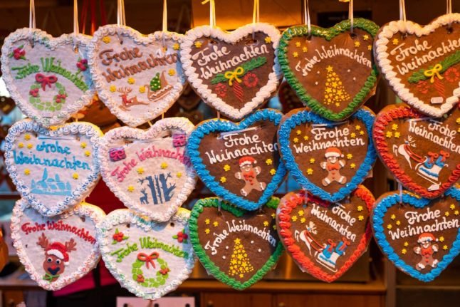 Lebkuchen: Gingerbread is Germany's favourite Christmas treat in 2020