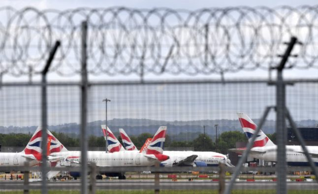 UPDATE- Travel chaos in Europe – Which countries have imposed transport bans on UK?