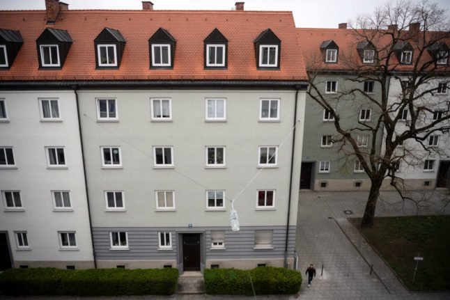 Housing: Rent prices for new Munich flats rise to over €20 per square metre