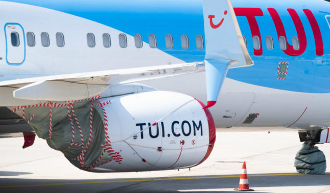 German travel giant TUI secures new €1.8 billion aid package