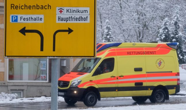 German man dies from second Covid-19 infection