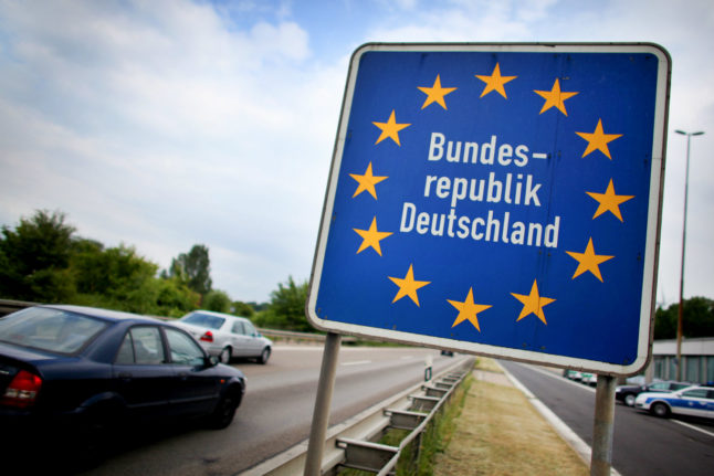 Germany not ruling out border checks over Covid-19 variants