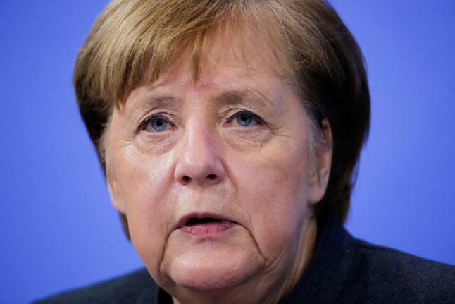Germany extends and tightens partial lockdown until mid-February