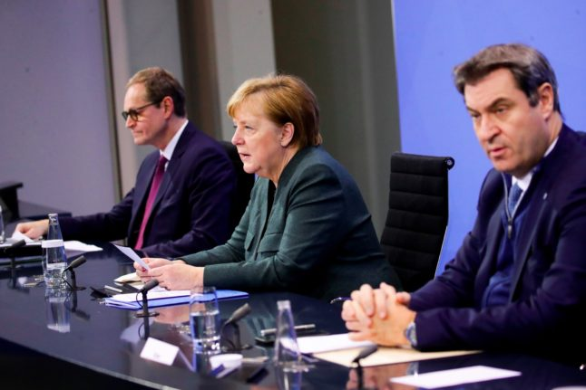 EXPLAINED: What you should know about Germany's stricter lockdown measures