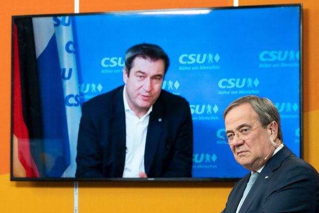These are the men vying to run for the Chancellery in Merkel's party