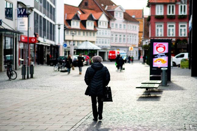 Germany sees significant drop in new Covid-19 cases but deaths remain high