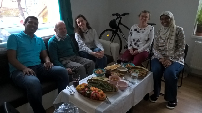 'We stopped being afraid to meet local people': The Czech lunches that connect families