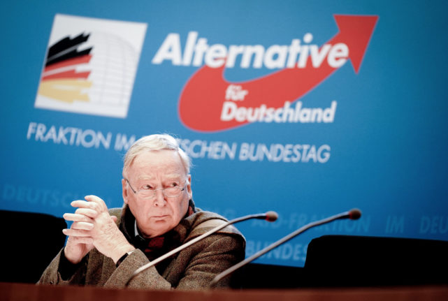 Germany's far-right AfD investigated over extremist ties