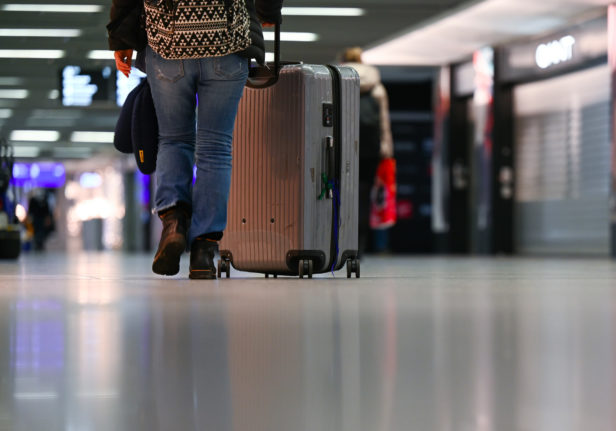 Pandemic effect: Frankfurt airport traffic falls to lowest level since 1984