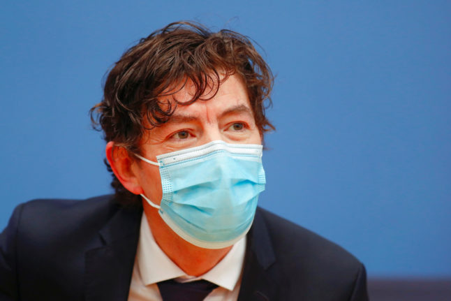 German virologist Drosten warns of 100,000 daily Covid-19 cases if measures taken away too early