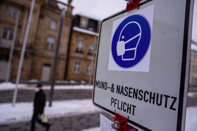 Is Germany set to introduce tougher lockdown measures in January?