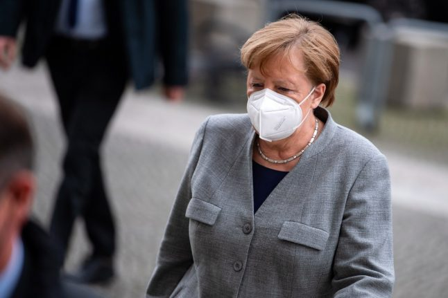 German Covid-19 cases top 2 million as Merkel urges 'significantly tougher' measures