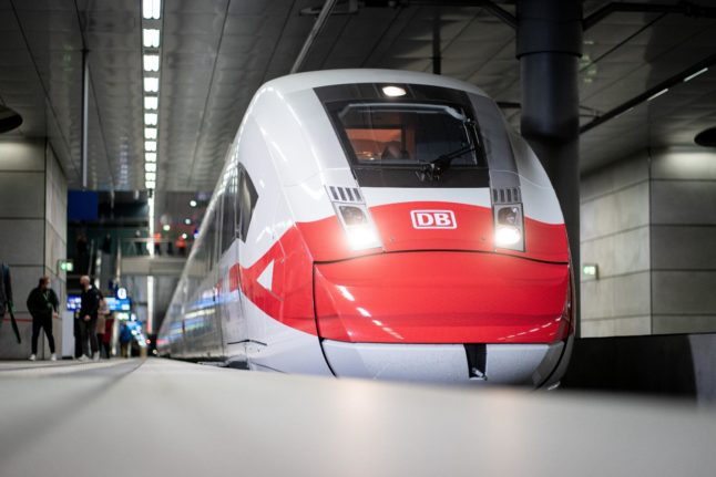 Deutsche Bahn reports highest punctuality rate in 15 years