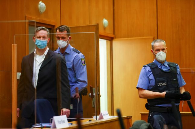 German neo-Nazi sentenced to life in jail for murdering politician