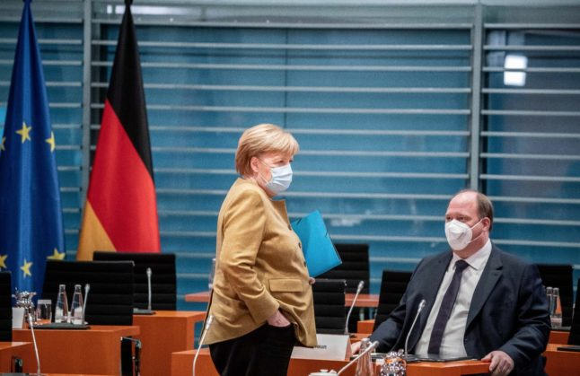 Row breaks out over call to ease Germany's 'debt brake' for years