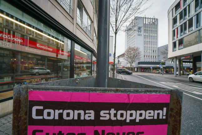 This is how Germany's coronavirus rules vary across states