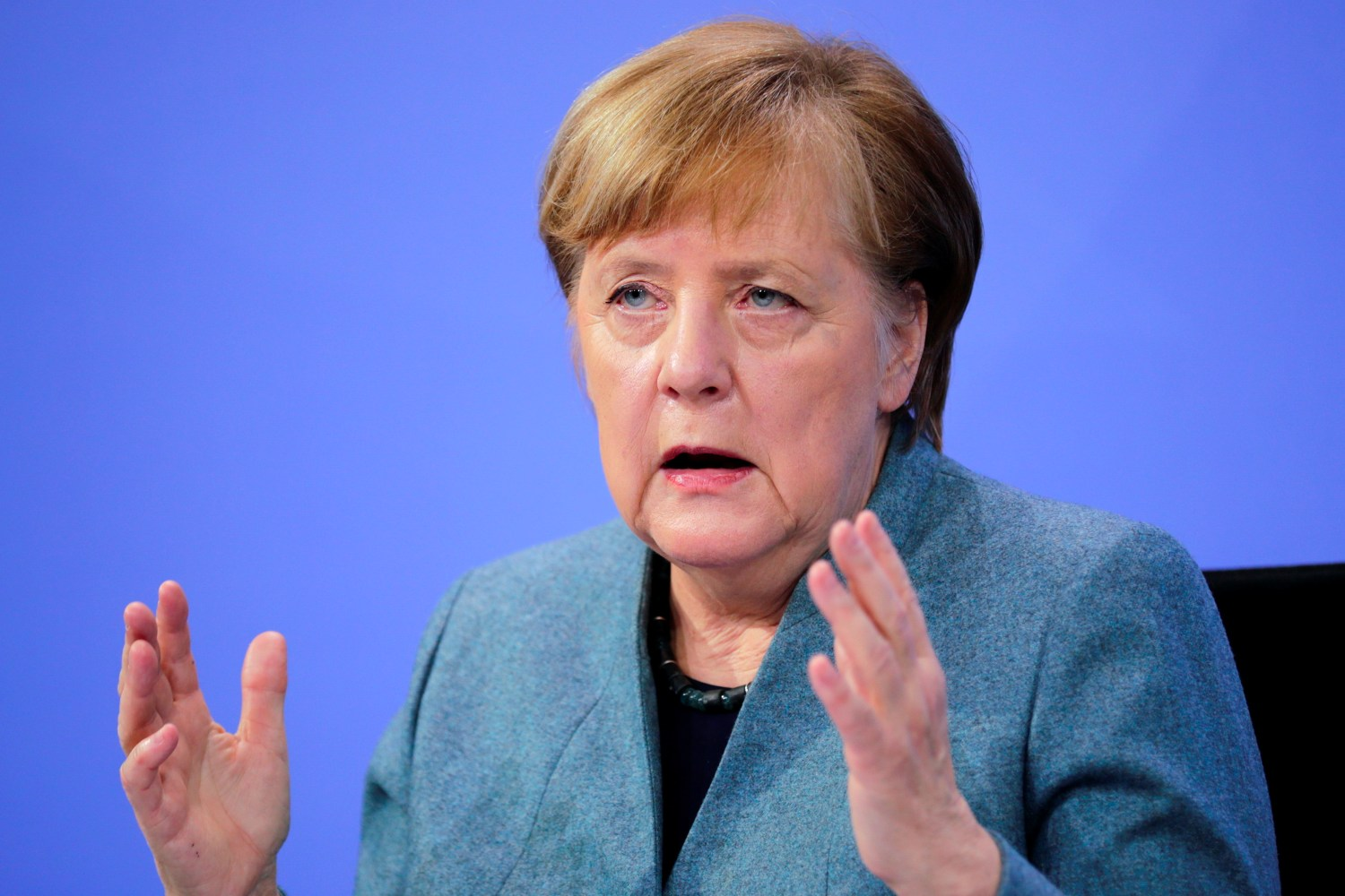 Merkel to give rare unscheduled TV interview on Germany's Covid-19 situation