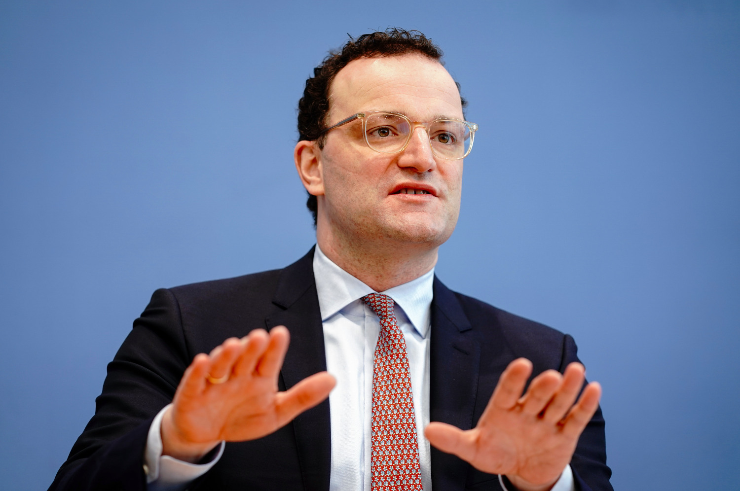 'If Germany opens up now we'll gamble away our success,' warns Health Minister