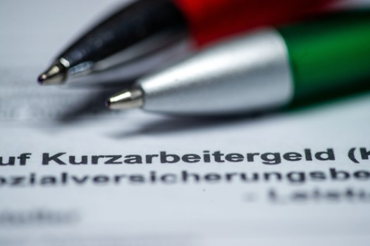Kurzarbeit: Everything you need to know about paying taxes on reduced working hours