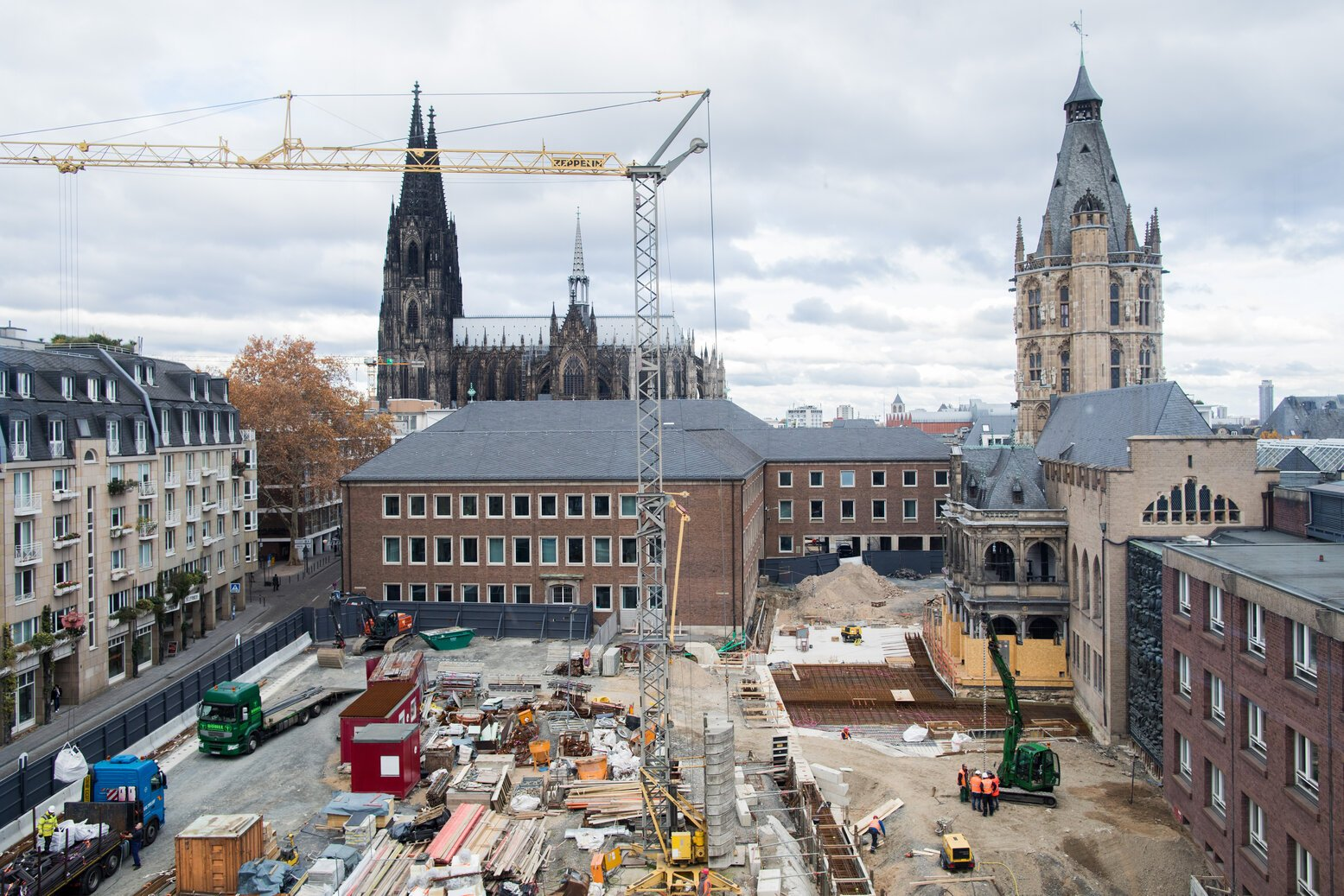 Ancient Jewish settlement to be brought back to life in Cologne