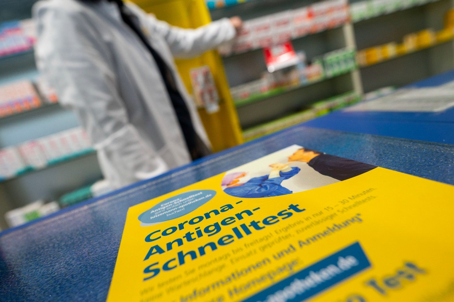 Germany plans free coronavirus rapid tests for all residents