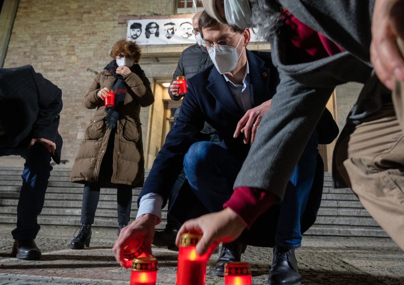 Germany marks a year since deadly racist shooting in Hanau