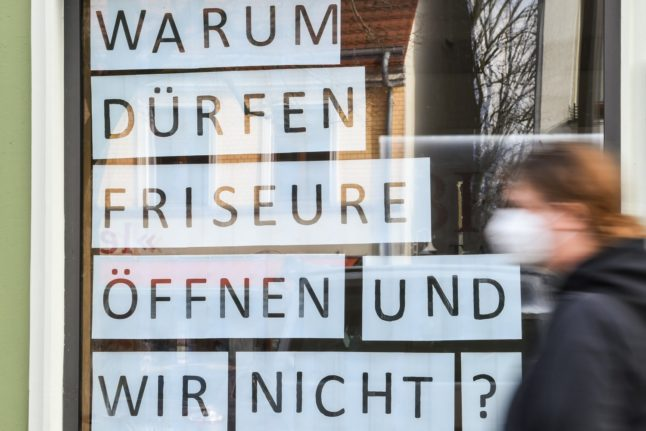 State by state: What are Germany's plans to reopen public life in March?
