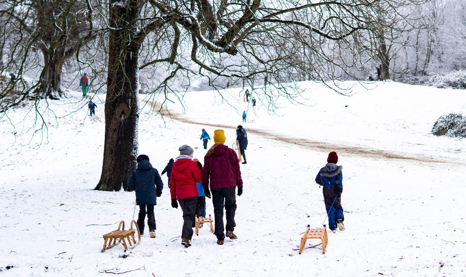 Why Germany is facing extreme winter weather this month