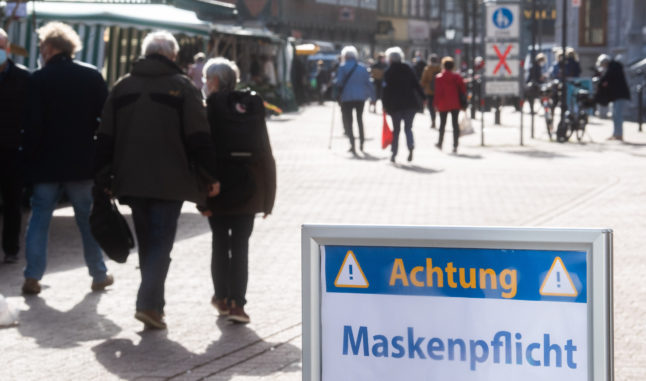 Germany records rise in new Covid-19 cases amid talk of loosening restrictions