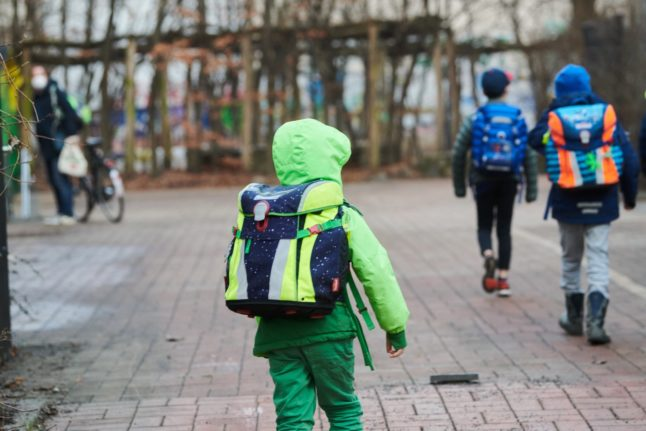 Germany urges 'caution' as Covid-19 infections climb and schools reopen
