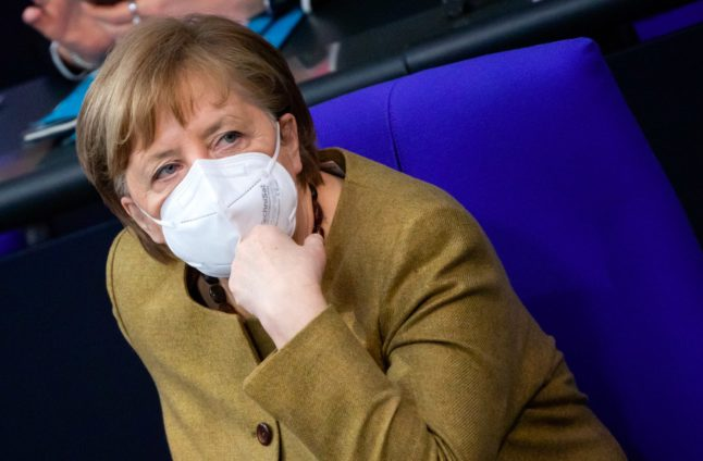 Is Merkel's legacy in danger as Germany grapples with slow Covid-19 vaccine rollout?