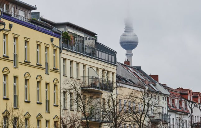 Berlin's rental cap has 'more than halved the size of market'