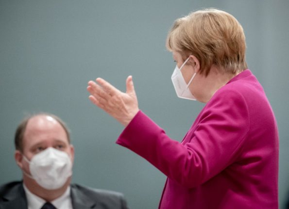 What you need to know about Germany's face mask scandal