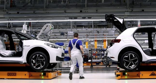 Volkswagen to slash up to 5,000 jobs to fund electric vehicle drive